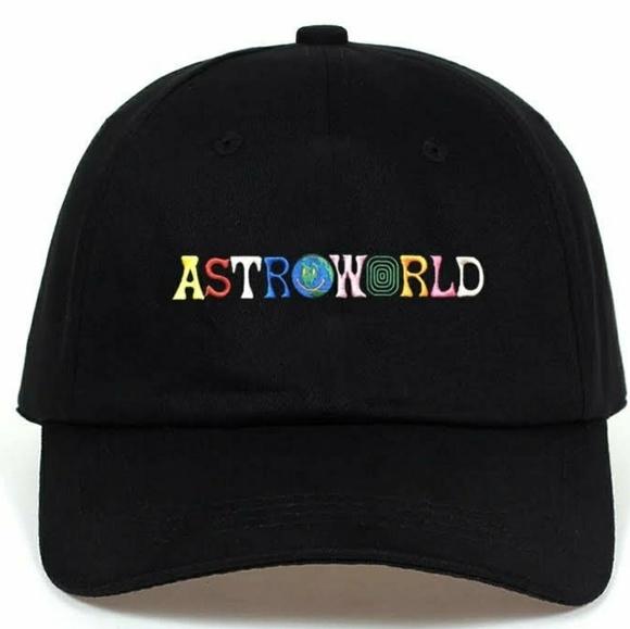 f2b7ada3b9e19 New Travis Scott Astroworld Inspired Dad Hat